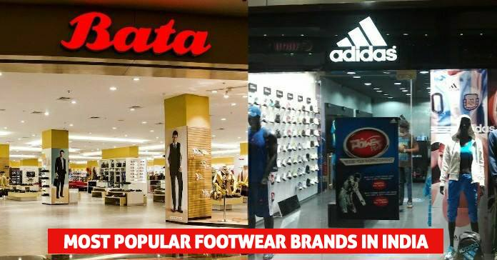 best indian footwear brands