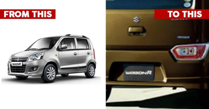 New wagon r images 2020