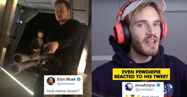 Elon Musk To Become A Part Of Meme Review Show. Look How ...