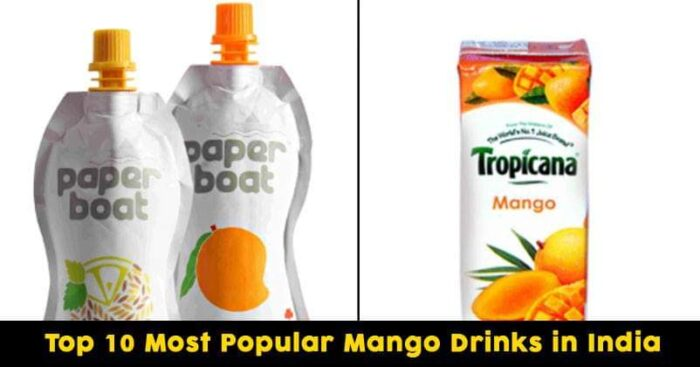 Top 10 Most Popular Mango Drinks In India Marketing Mind
