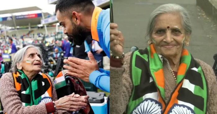 87-Year-Old Viral Fan Becomes Face Of Pepsi's New Ad
