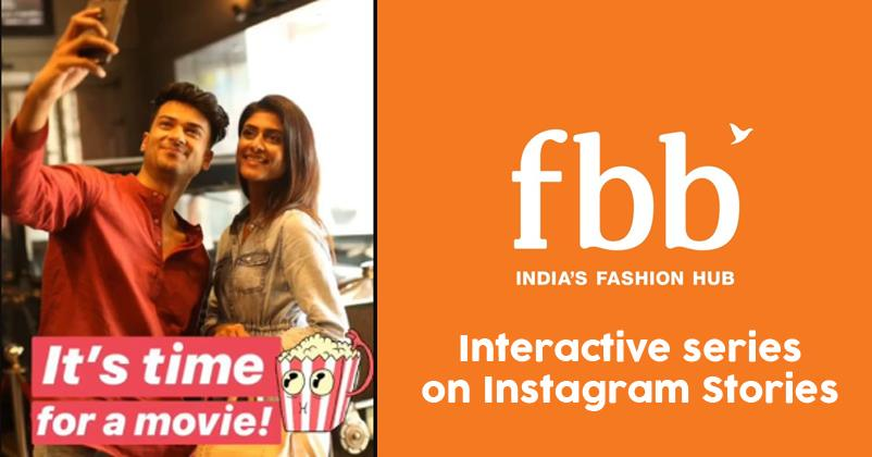 Fbb Tv Launches First Ever Interactive Web Series On Instagram Stories Marketing Mind View this post on instagram a post shared by daniella chávez (@daniellachavezofficial). fbb tv launches first ever interactive