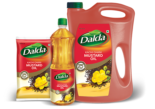 Dalda brands products name