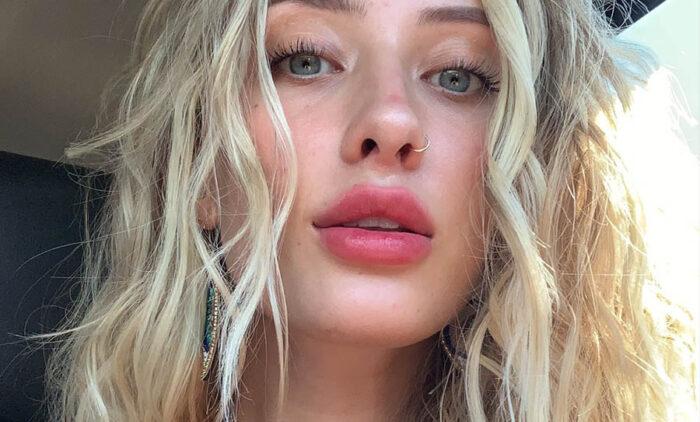Model sells nudes to raise $500k for Australia fire