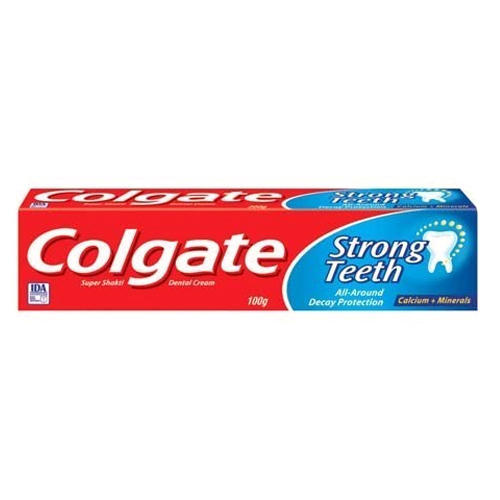 toothpaste brand