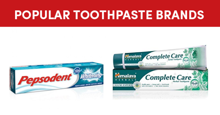 Top 10 Popular Toothpaste Brands In India 2020 Marketing Mind