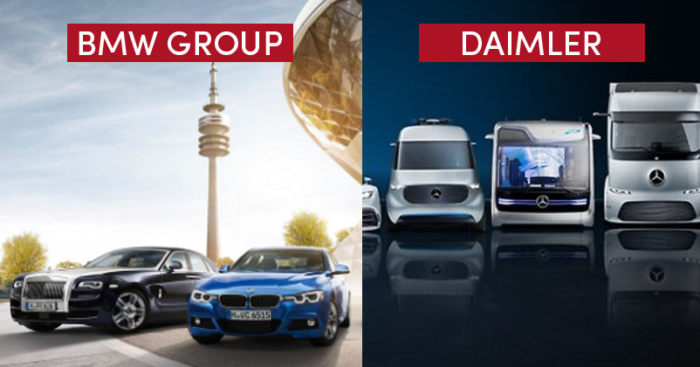 Top 10 Largest Car Making Brands In The World 2020 Marketing Mind