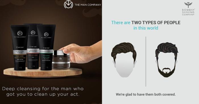 Top 7 Indian Grooming Brands For Men Marketing Mind