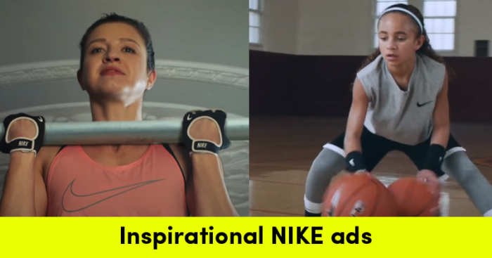 5 Most Inspirational Ad Campaigns By Nike With Powerful Messages Marketing Mind