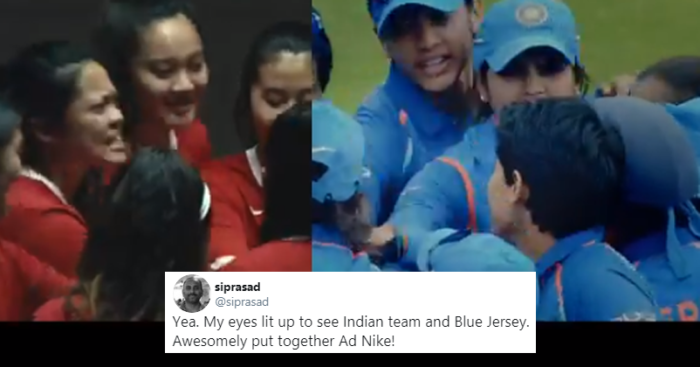 Indian Women S Cricket Team Features In Latest Nike Ad And We Are Proud Marketing Mind