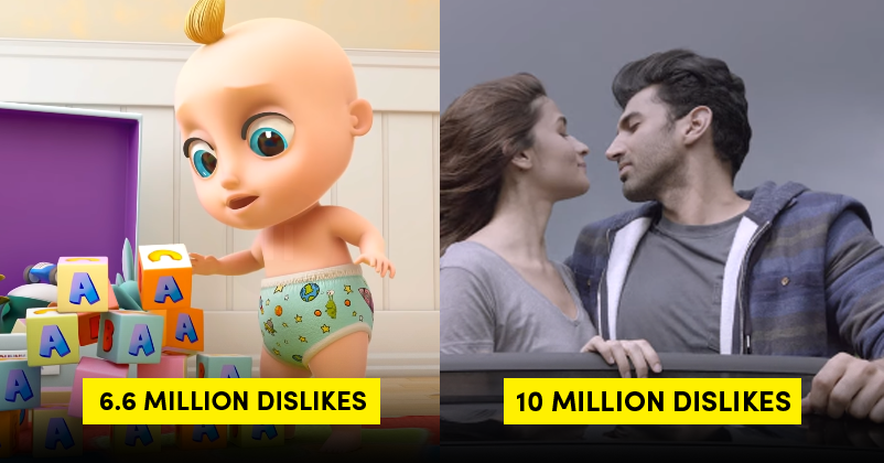 10 Most Disliked Videos On Youtube Marketing Mind