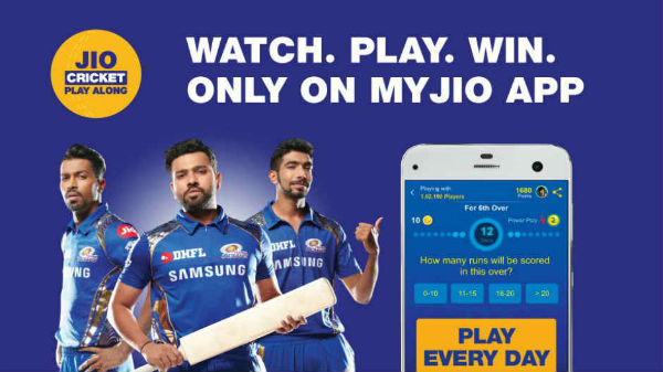 jio cricket