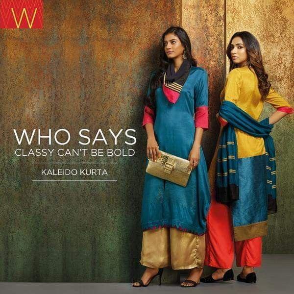 W for Women kurti in India