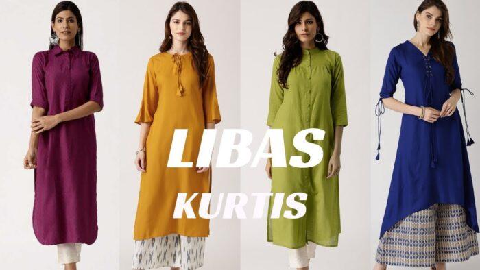 best Kurti brands India width=